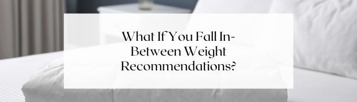 falling-in-between-weight-recommendations